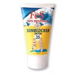 Sunblocker factor 25