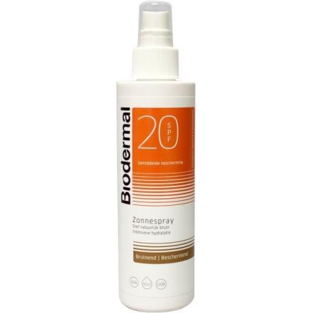 Sun protect spray SPF20