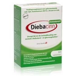 Diebacinn cholesterol