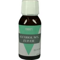 Alcohol zuiver 96% petfles