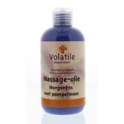 Massageolie morgenfris