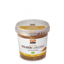 Absolute omega golden lijnzaad (blond) bio