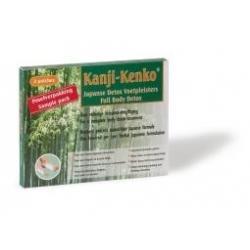 Pleisters sample (Kanji-Kenko)