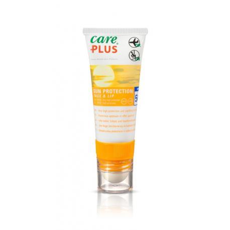 Sun protection face & lip 50+