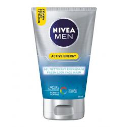 Men face wash active energy