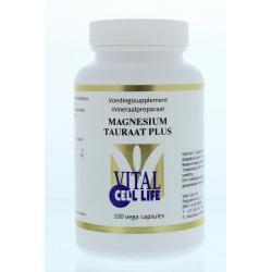 Magnesium tauraat plus B6