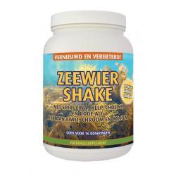 Zeewier eiwit shake