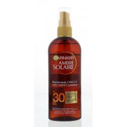 Ambre solaire golden touch oil spf30