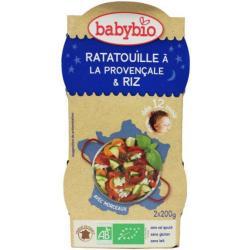 Slaap lekker Ratatouille met rijst 12 maanden