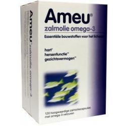 Zalmolie omega-3