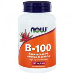 Vitamine B100 capsules