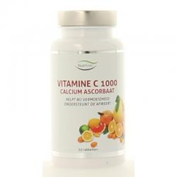 Vitamine C1000 mg calcium ascorbaat