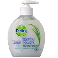 Wasgel antibactiereel hydraterend