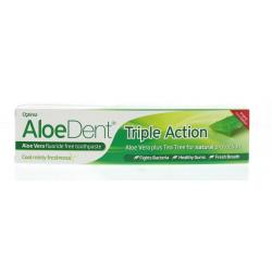 Aloe vera tandpasta triple action