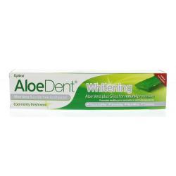 Aloe vera tandpasta white
