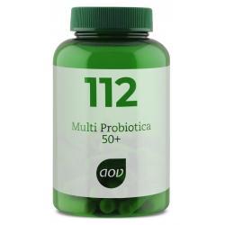 112 Multi probiotica 50 plus