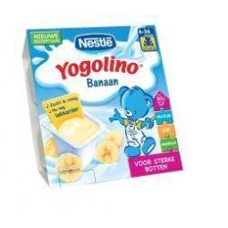 Yogolino banaan 6 mnd