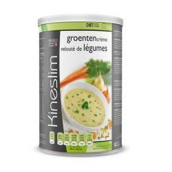 Soep groentrencreme