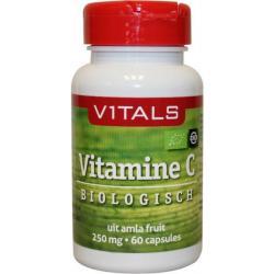 Vitamine C 250mg biologisch