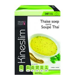 Soep thaise curry