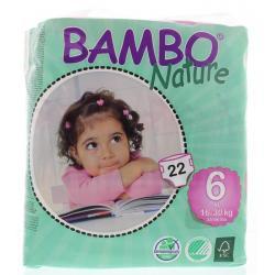 Nature babyluier XL 6 16-30kg