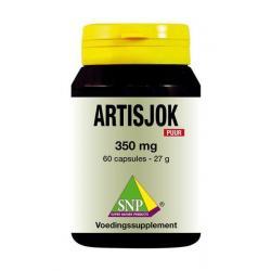 Artisjok 350 mg puur