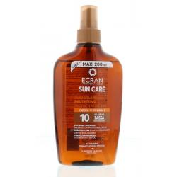 Sun oil carrot SPF 10 spray