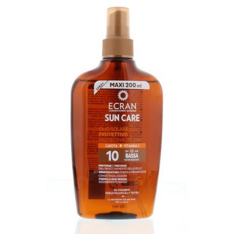 Sun oil carrot SPF10 spray