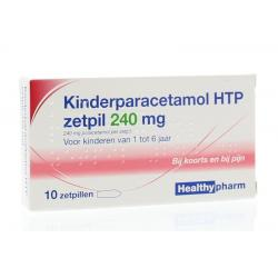 Paracetamol kinderen 240mg