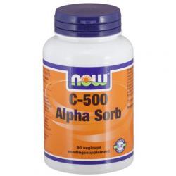 C-500 alpha sorb