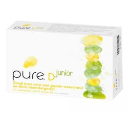 Pure D junior smelttabletten