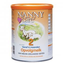 Nannycare opvolg geitenmelk