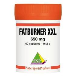Fatburner XXL 650 mg puur