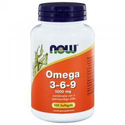 Omega 3-6-9- 1000mg