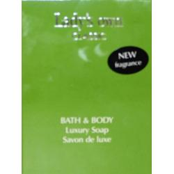Soap bath luxe