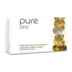 Pure zink