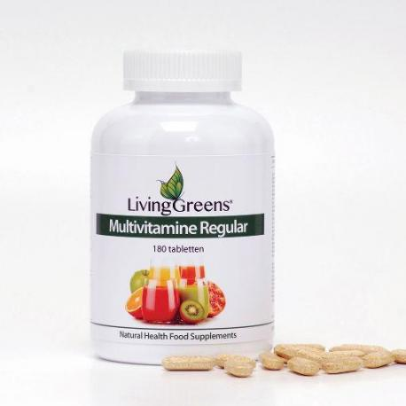 Multi vitaminen en mineralen