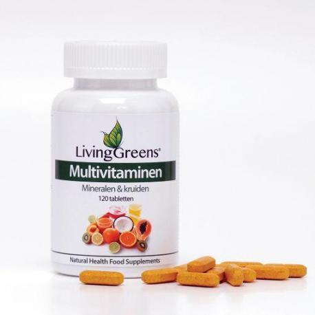 Multi vitaminen mineralen met kruiden