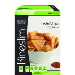 Nacho chips bacon