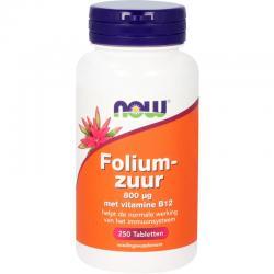 Foliumzuur 800mcg