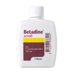 Betadine Scrub uad