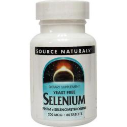 Selenium (L-seleno methionine)