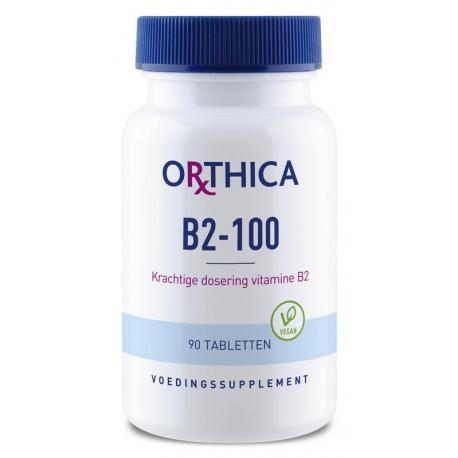 Vitamine B2 100