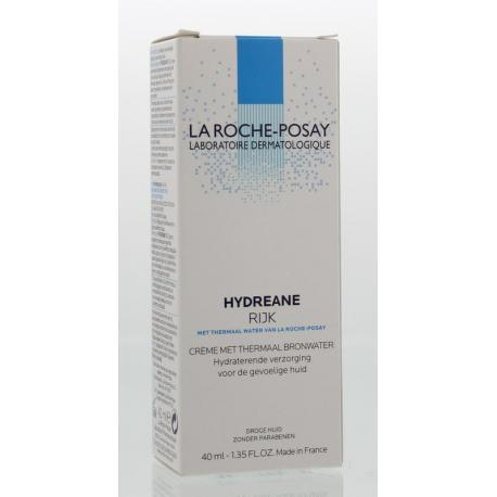 Hydreane rijk moisture cream sensitive