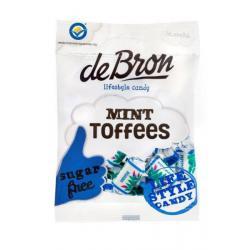 Mint toffee suikervrij
