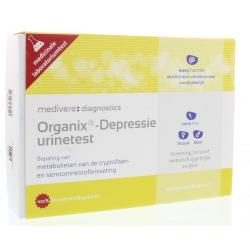 Organix depressie urinetest