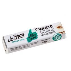 Chocolade wit praline suikervrij