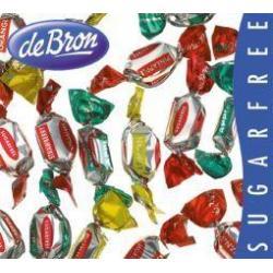 Vijf vruchtenmix suikervrij