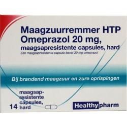 Omeprazol 20 mg