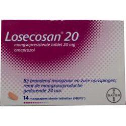 Losecosan 20 mg